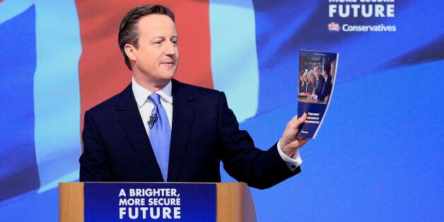 Election 2015: Tory Party Launches 'Right To Buy Votes'