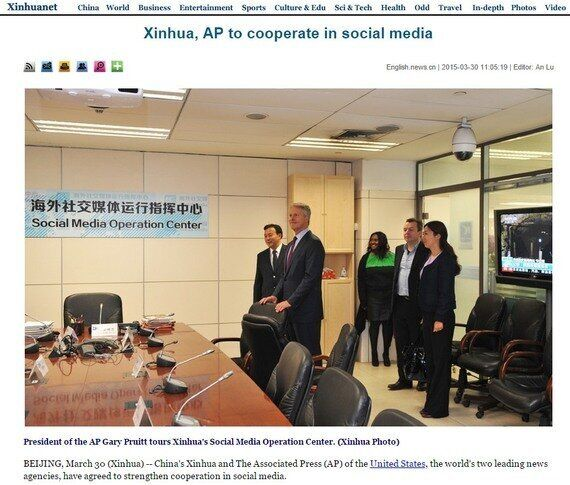 Did China's State-Run News Agency Purchase Twitter
