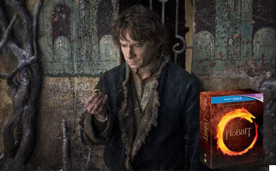 Win A Top Of The Range Tablet And 'The Hobbit: The Motion Picture Trilogy Box Set'!