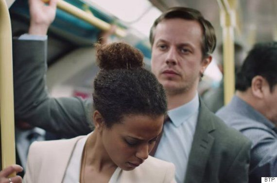 Tube Video Shows Sexual Harassment On London Underground As Part Of Report It To Stop It