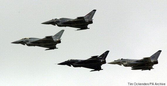 Russian Planes And Warships On British Territory Spark Tensions With