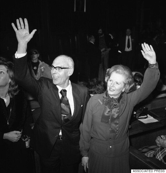 Margaret Thatcher's Finchley Constituency Could Fall To Labour At The General
