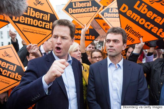 General Election 2015: Lib Dems Want To Run The Department For