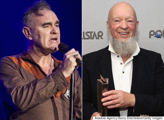Morrissey Brands Glastonbury Organiser Michael Eavis 'An Animal Hater' In Online