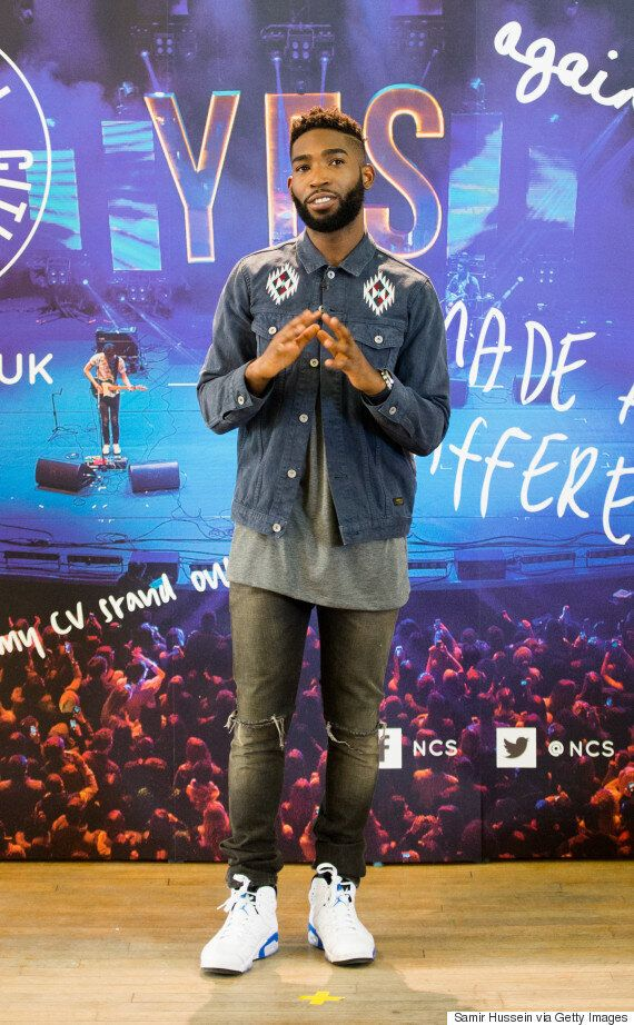 WISE WORDS: Tinie Tempah On The Importance Of Sleep, Family And Taking Advice from