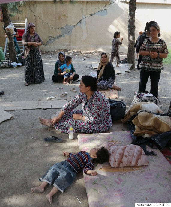 Islamic State War Crimes Against Yazidis Include Rape, Sexual Abuse And Forced