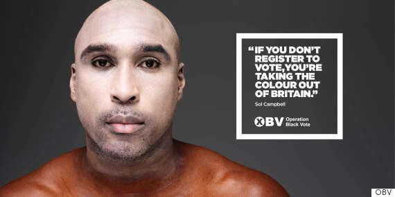 Registering To Vote For General Election 2015 Is Turning These Black Celebrities