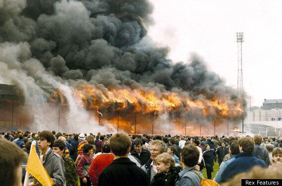Bradford City Valley Parade Fire: Other Fires Linked To Club Chair Stafford Heginbotham, New Book