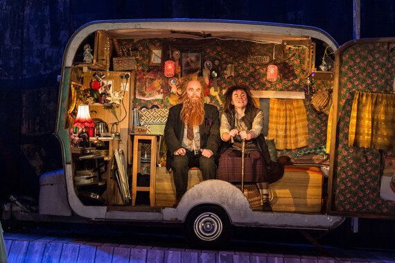 Roald Dahl's 'The Twits' Takes to the