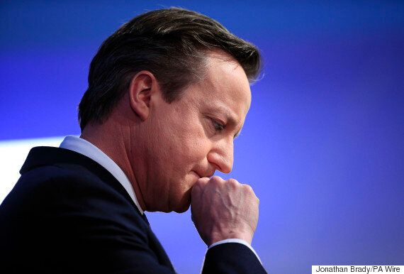 Cameron Cares About The 'Most Vulnerable' (Despite The Impending £12 Billion Cuts To