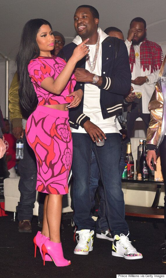 Nicki Minaj Engaged? Rapper And Boyfriend Meek Mill Spark Marriage Rumours With Instagram Snap