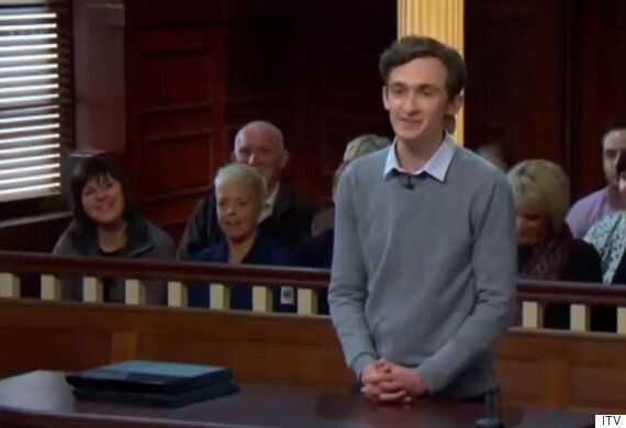 'Judge Rinder': 'Big Brother' Housemate Luke Marsden Makes An Appearance In The Courtroom