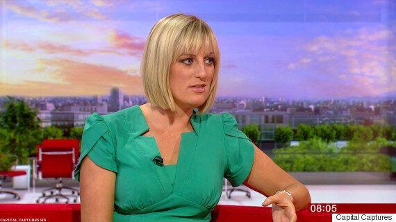 Steph McGovern, BBC Breakfast Presenter, Throws A 'Strop' On Camera Over Sound