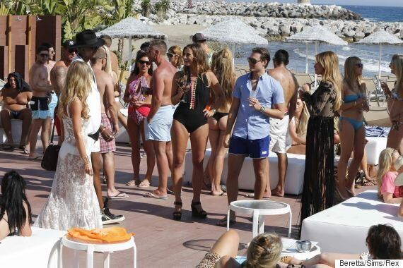 'Life On Marbs': New ITVBe Reality Show Will Follow 'Rich And Famous' In Marbella... And Maybe Some 'TOWIE'...