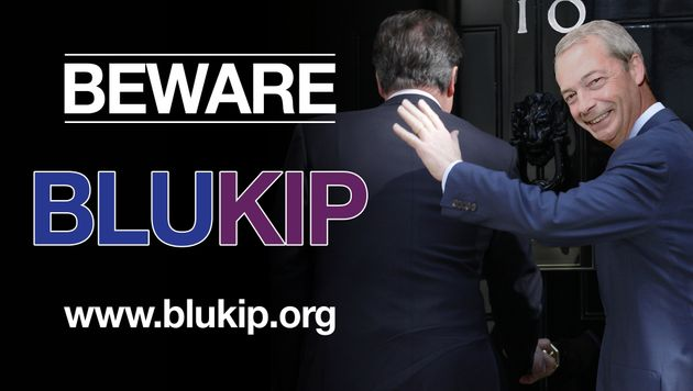 Nick Clegg Warns Of Right Wing Threat From Tory-Ukip 'Blukip'