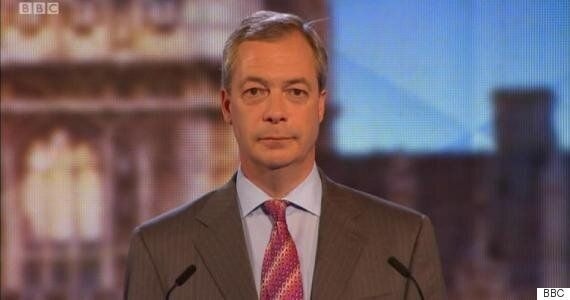 Nigel Farage On BBC Election Debate Is A Good Example Of How Not To Treat An