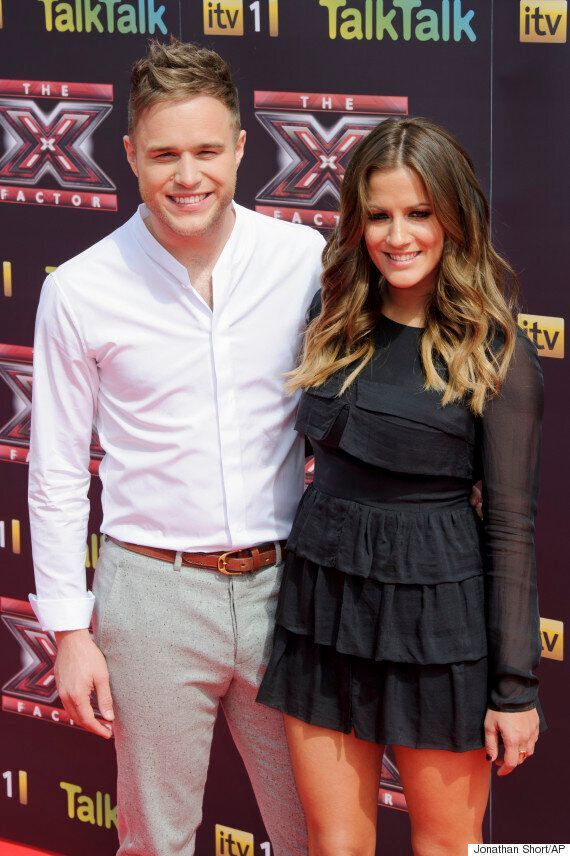 Olly Murs And Caroline Flack To Host 'X Factor': Presenting Duo Take Over From Dermot