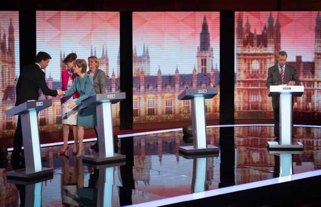 BBC General Election Debate Audience Lied To Bias Crowd Against Nigel Farage, Ukip