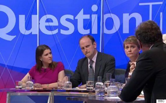 BBC Question TIme: Piers Morgan Asks Ukip's Douglas Carswell If He's Ashamed At Nigel Farage's HIV