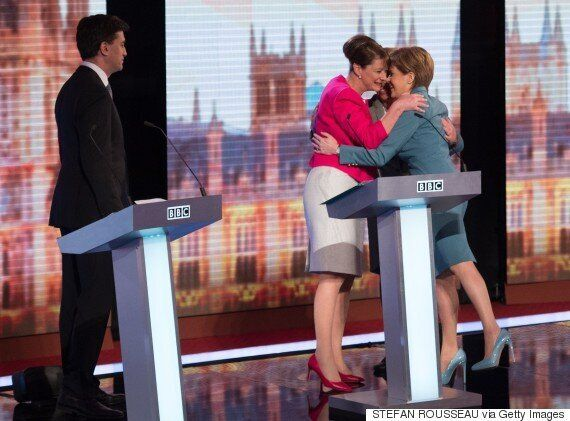 General Election 2015 BBC Debate Had More Women Political Leaders Than Men For The First