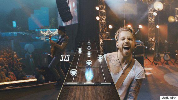 Activision Announces the Return of 'Guitar Hero' This