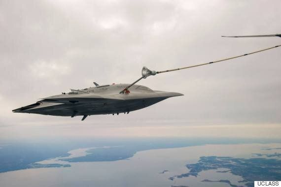 The US Navy's 'UFO' Drone Might Be Impressive But It's Heading To A