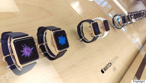 Memo Reveals The Apple Watch Will Not Be Available To Buy In Store Until