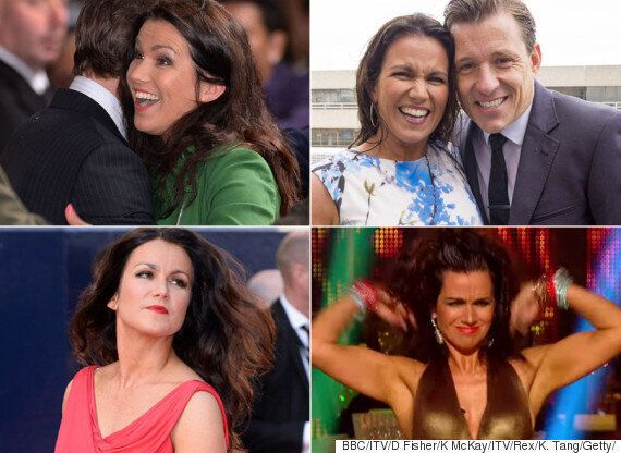 Susanna Reid's Best Moments From 'Good Morning Britain' To 'Strictly Come Dancing': 11 Times She Won...