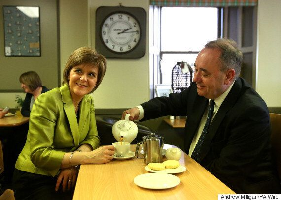 Miliband Can't Avoid SNP Deal, Warns