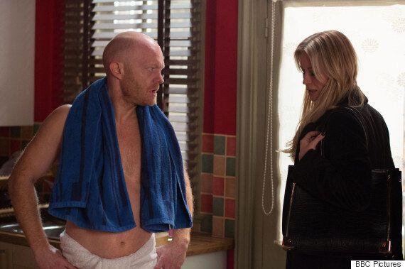 'EastEnders' Spoiler: Denise Van Outen's Character Karin Smart Has Bad News For Max Branning