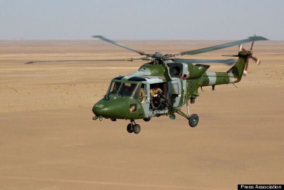 Five Killed in Afghanistan Helicopter Crash Were British, Ministry Of Defence