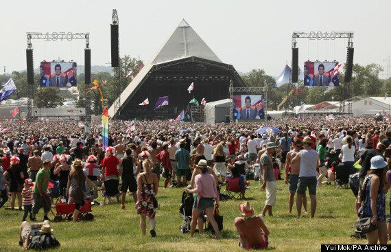 Glastonbury Resale Tickets Sell Out In 16