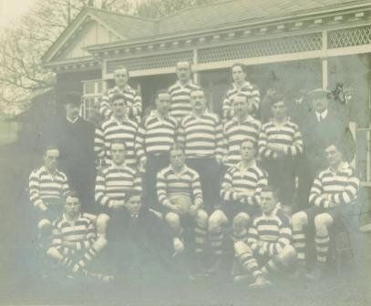 Army-Navy Rugby Clash Hits Century in Great War Centenary: Victoria Cross Winner