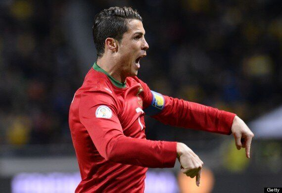 Cristiano Ronaldo's Stunning Hat-Trick Sends Portugal To World Cup Finals