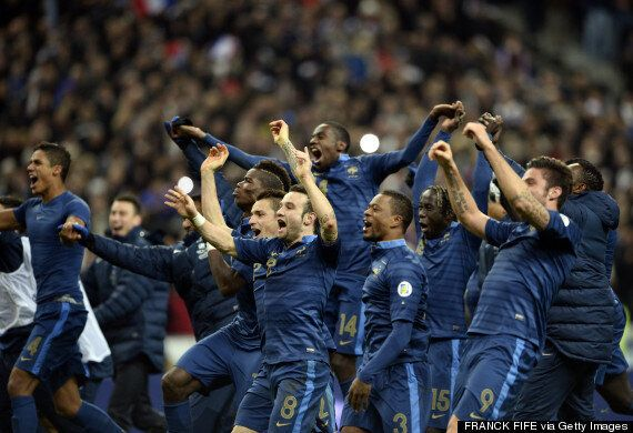 France 3-0 Ukraine: Les Bleus Dramatically Qualify For World Cup