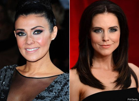 Kym Marsh In '#Bitter' Twitter Spat With 'Hollyoaks' Star Stephanie Waring After Being Linked To Her...