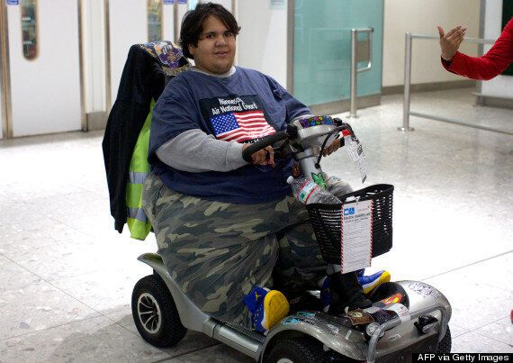 Kevin Chenais, 'Too Fat To Fly' Man, Rejected By Eurostar And BA Rescued By