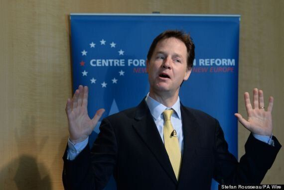 Nick Clegg 'Self-Obsessed, Dishonest And A Revolting Character' Says Former Michael Gove Aide Dominic