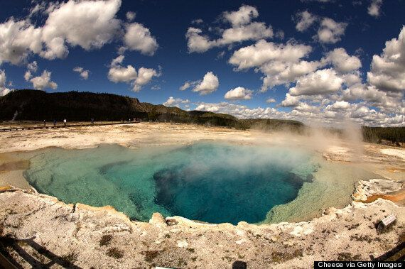 Yellowstone Super Volcano Won't Erupt Say Experts, If They're Wrong We're All