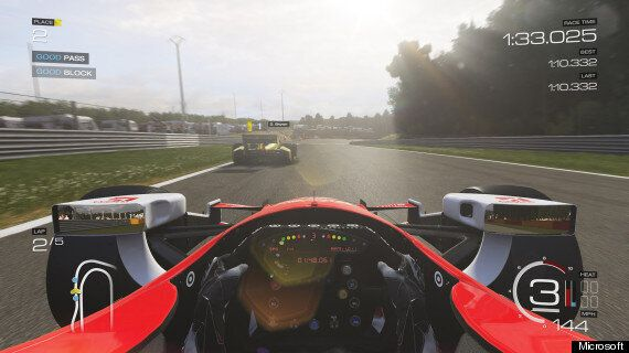 'Forza Motorsport 5' Review: Just-About Top Gear (Xbox