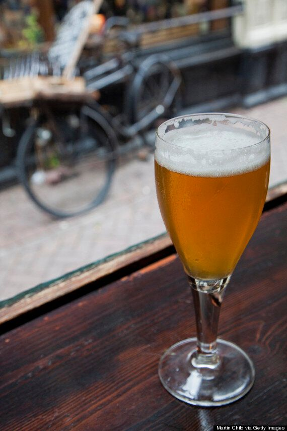 Amsterdam Pays Alcoholics In Beer To Clean