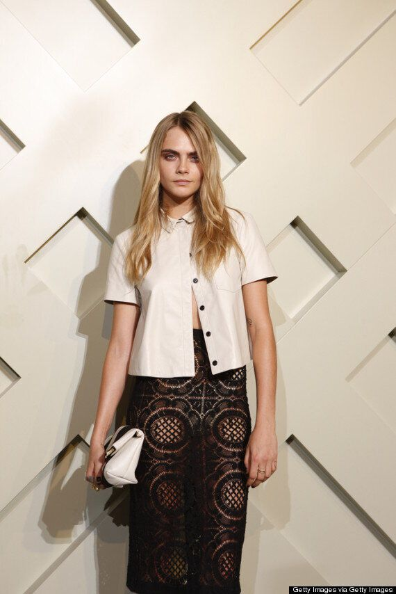 Cara Delevingne To Play A Mermaid In Forthcoming 'Peter Pan' Film, Opposite Hugh Jackman And Amanda
