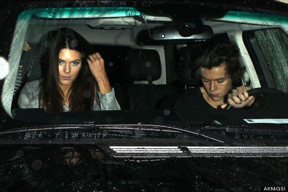 Harry Styles Spotted On Date With Kendall Jenner (PICTURES,