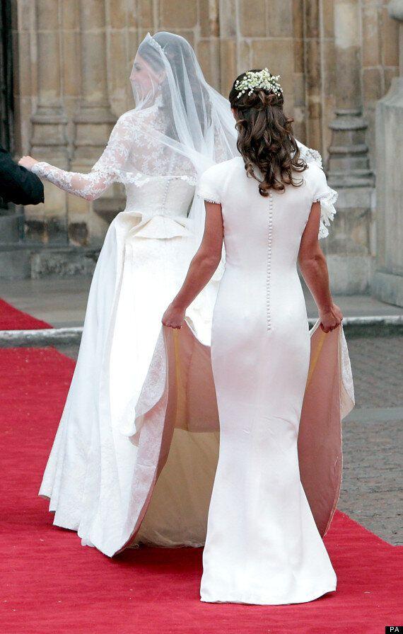 Pippa Middleton's Bottom: Three Years On