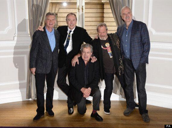 Michael Palin Tells HuffPostUK Why 'Monty Python's Never Really Happened