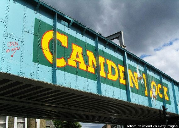 Camden Market Threatened By HS2 Development, Report