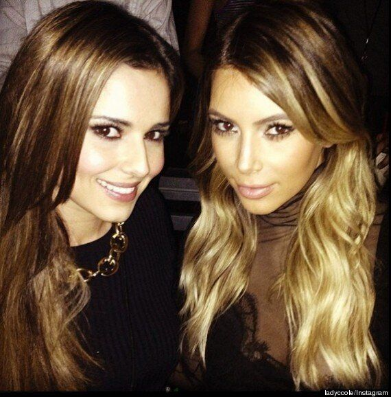 Cheryl Cole Blasts 'Pathetic' Reports Kim Kardashian Is Helping Her US Career, In Astonishing Instagram