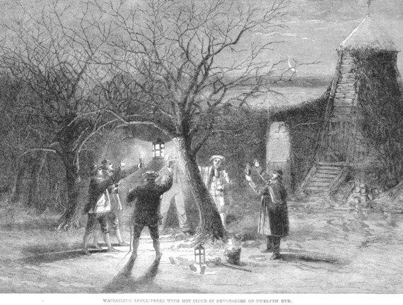 Where Has All the Wassailing