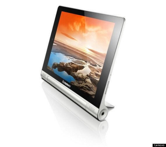 Lenovo Yoga Tablet Review: