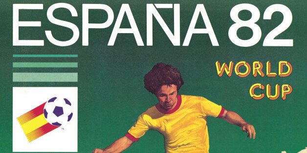 Panini Stickers: World Cup Albums Through The Years